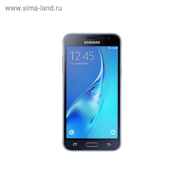Смартфон Samsung Galaxy J3 SM-J320F/DS black