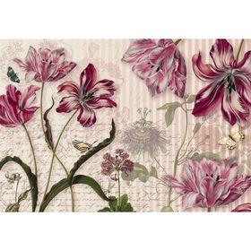 "Фотообои Komar 8-510 ""Крупные цветы"", 3,68х2,54 м"