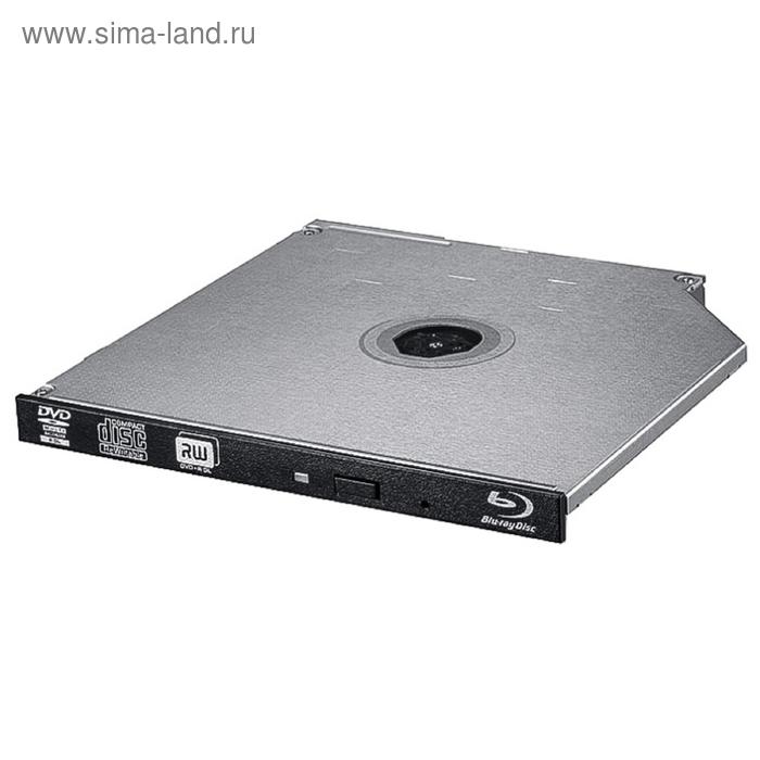 Привод Blu-Ray-RW LG BU20N черный SATA ultra slim M-Disk внутренний oem