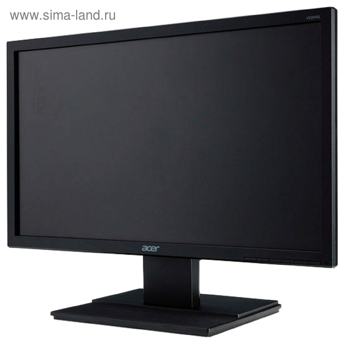"""Монитор Acer 21.5"""" V226HQLABd, черный"""