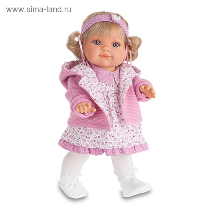 """Кукла """"Эвита"""" в розовом"""