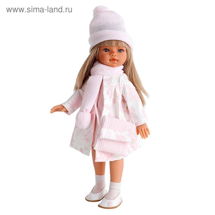 "Кукла ""Эмили"" осенний образ, блондинка"