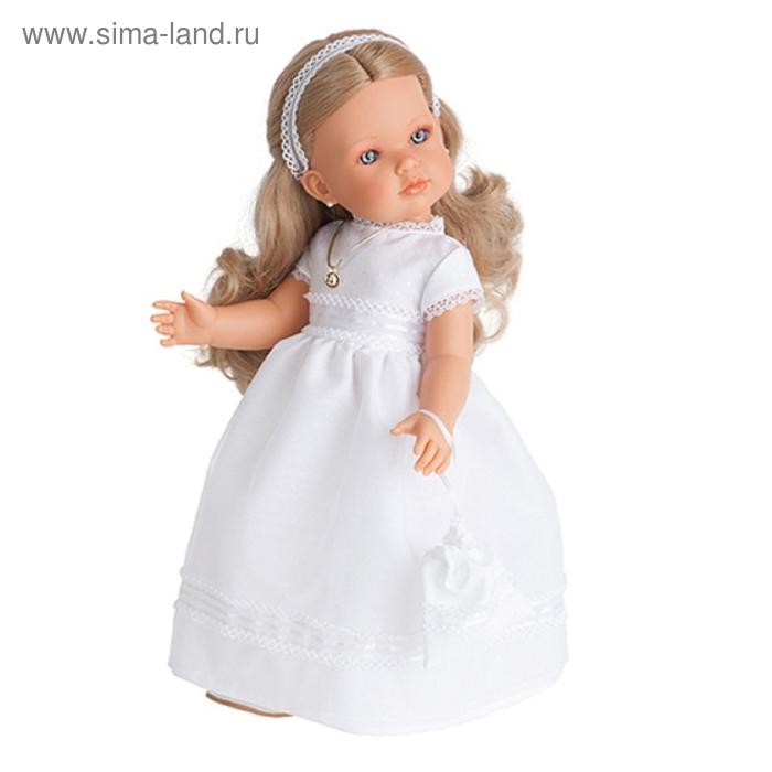 """Кукла """"Белла. Первое причастие"""", блондинка"""