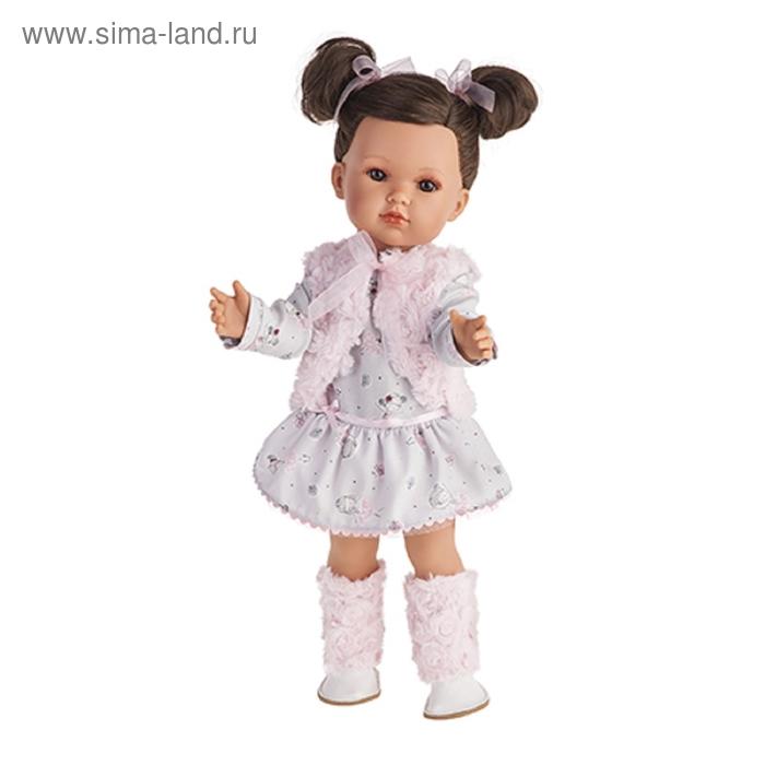 "Кукла ""Белла"" в розовом жилете"