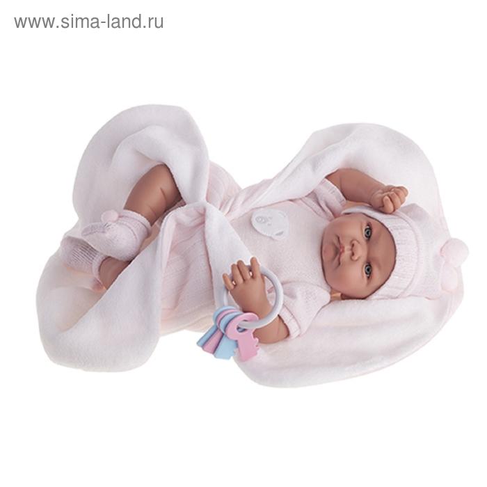 "Кукла-младенец ""Фернанда"" в розовом"