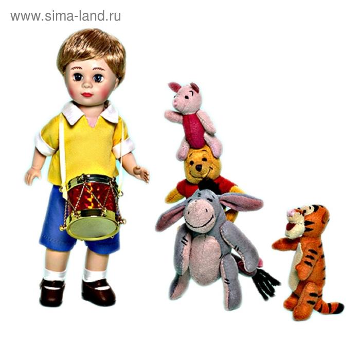 """Набор кукол """"Кристофер Робин и его друзья"""""""