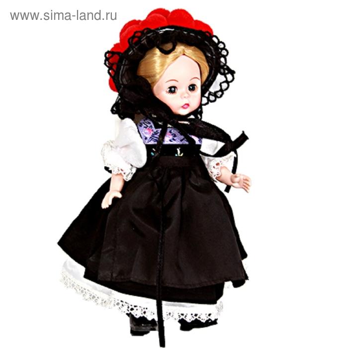 "Кукла ""Девочка из Германии"""