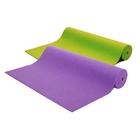 Коврик для йоги PUNA, 183 х 60 см, толщина 3 мм, цвета МИКС