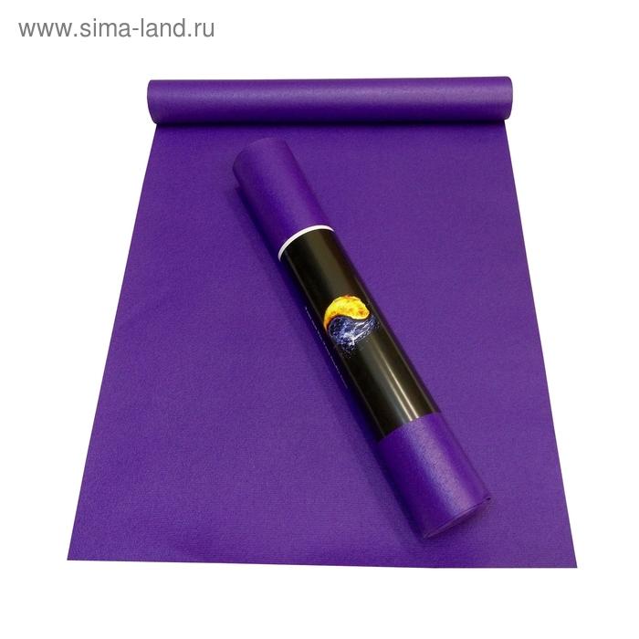 """Коврик для Йоги """"YIN-YANG STUDIO"""" 173см х 60см х 3мм(Кайлаш)"""