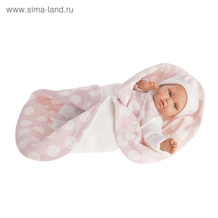 "Кукла ""Марселина"" в розовом, озвученная"