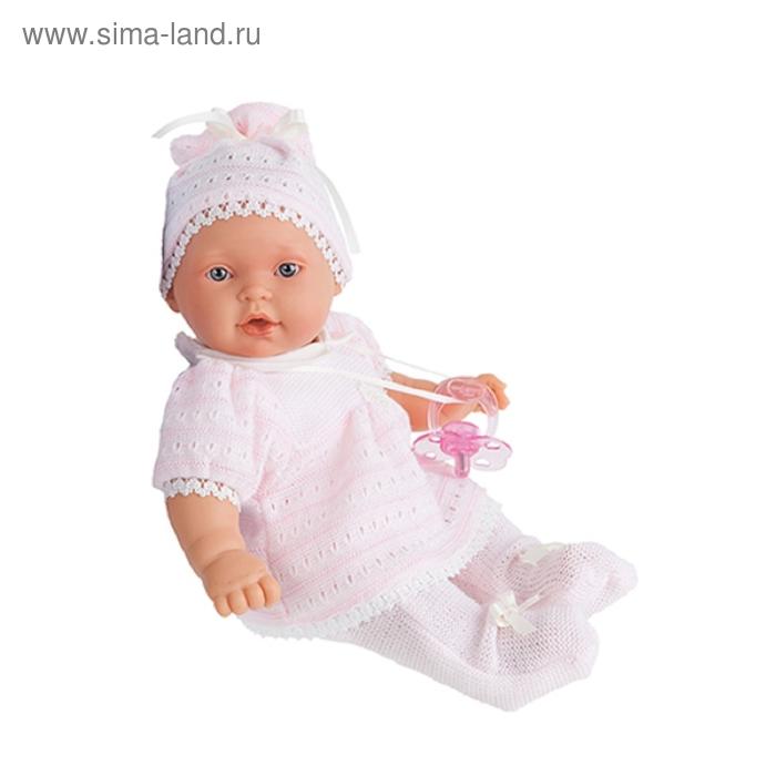 "Кукла-младенец ""Лана"" в розовом"