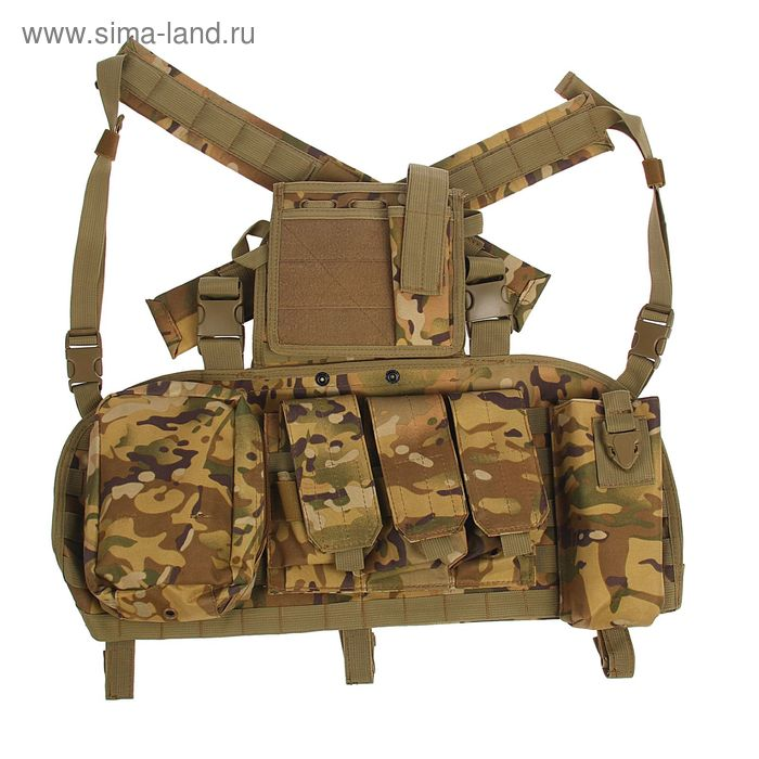 Жилет разгрузочный KINGRIN M4 vest (CP) VE-07-CP