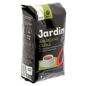 Кофе JARDIN Americano Crema зерно 250 гр.