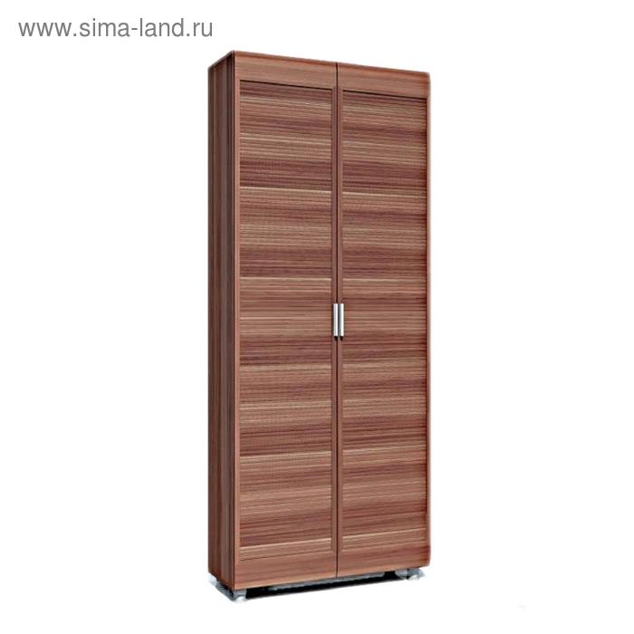 Шкаф Фиджи 900x356x2230 Слива/Капри