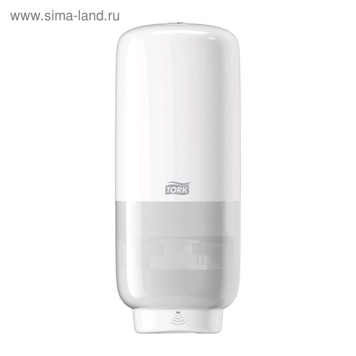 Диспенсер Tork для мыла-пены с сенсором Intuition® (S4) белый