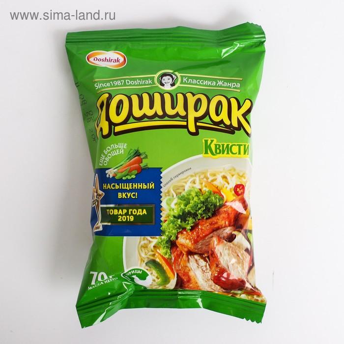 Лапша Квисти Курица 70 гр. Доширак