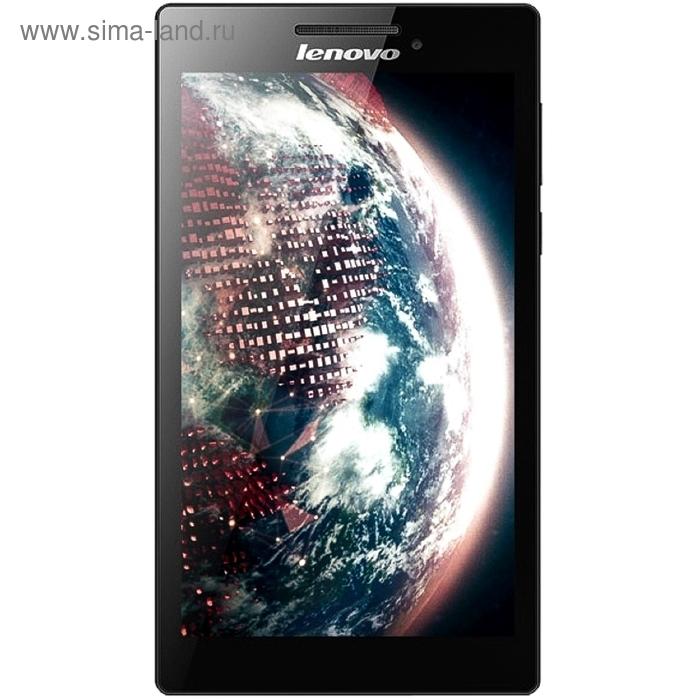 Планшет Lenovo Tab 2 A7-20F MTK8127, 8Gb (59444653), черный