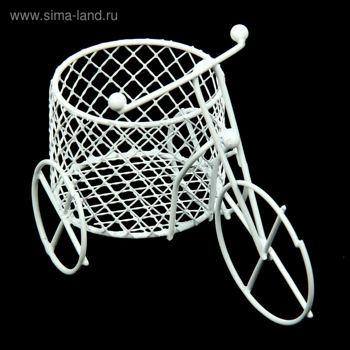 """Подсвечник сувенирный """"Трехколесный велосипед"""""""