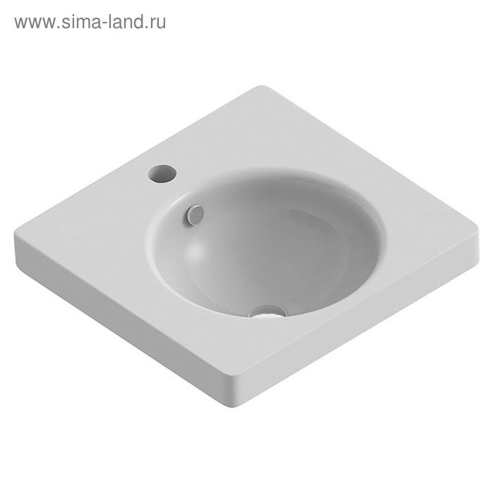 """Умывальник """"Ringo50 F01"""" УП (белый ВКС,D-сорт)"""