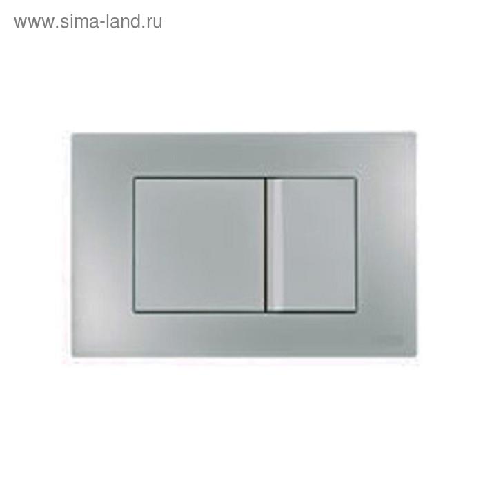Кнопка Play механическая, цвет - хром матовый, для системы инсталляции RP150101000, RP071031000   15