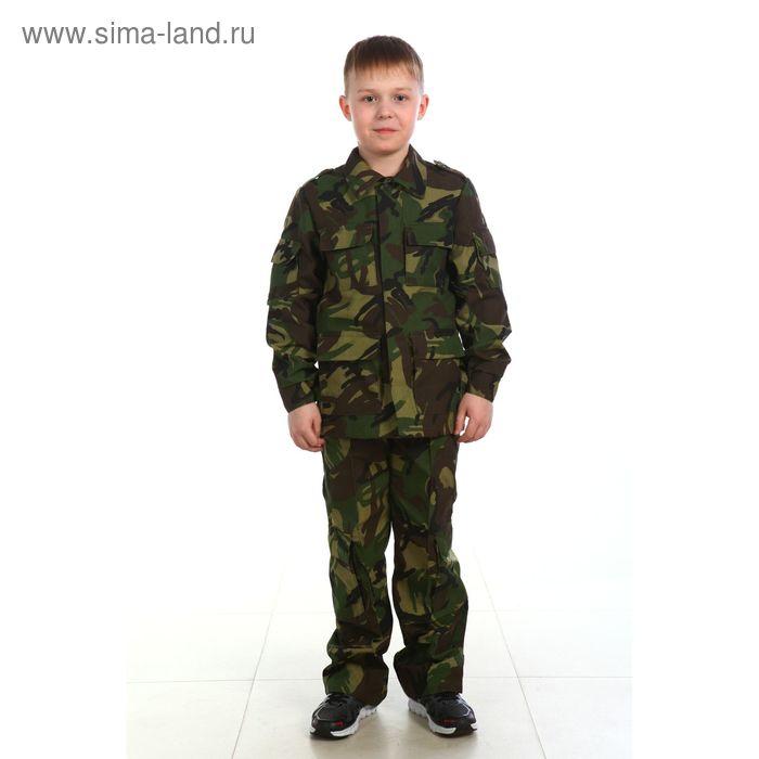 "Костюм детский ""Суворовец"", рост 140"