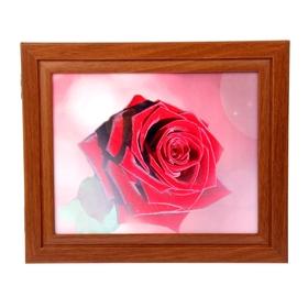"""Ключница """"Красная роза"""""""