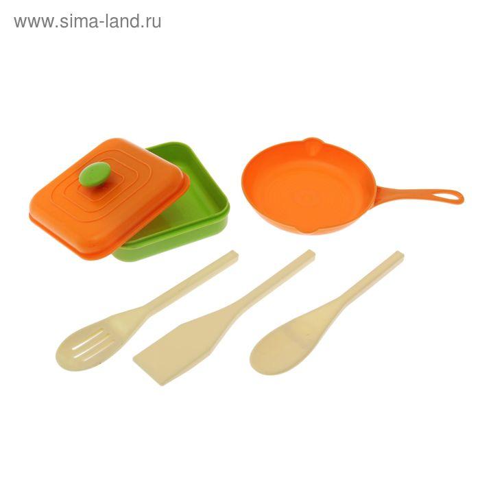 """Набор кухонных аксессуаров """"Столовый-6"""", 2 вида в пакете"""