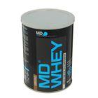 Протеин MD Whey 60%  ультрафильтрационный концентрат  сывороточного белка  300 г. шоколад