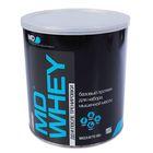 Протеин MD Whey 60%  ультрафильтрационный концентрат  сывороточного белка  900 г. шоколад