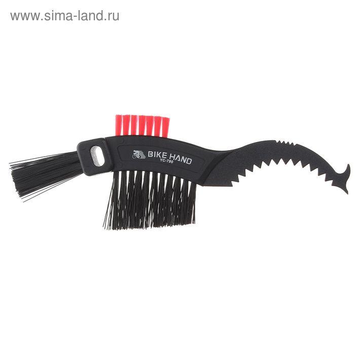 Щётка для цепи и трещотки BIKE HAND YC-790