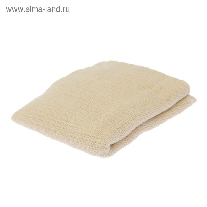 Тряпка для мытья полов, НЕТКОЛ, 50х70 см, с отверстием для швабры, плотность ткани - 120 г/м2, салфетки - 240 г/м2
