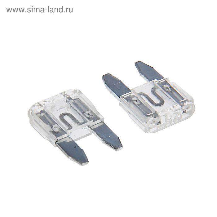 """Предохранители AVS FC-25A, """"мини"""", 25 А, набор 100 шт."""