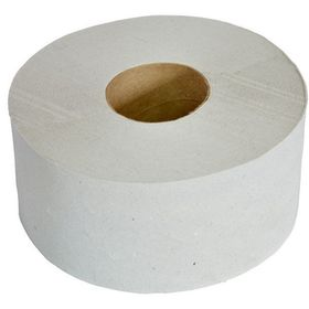 "Туалетная бумага для диспенсера ""Макс 220"", серая"