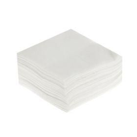 Салфетка белая 24х24, 50 листов