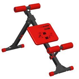 Скамья универсальная для пресса и мышц спины Leco-IT Home