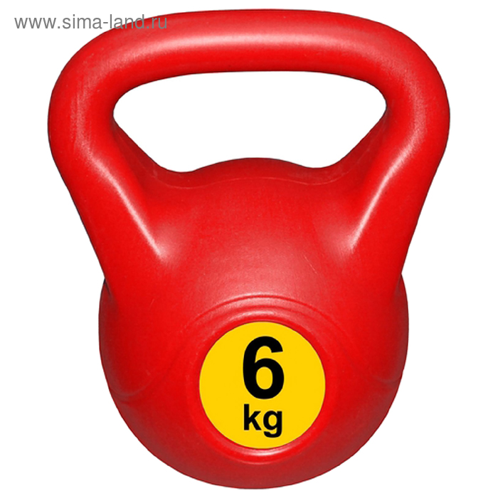 Гиря 6 кг