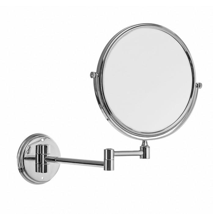 """Зеркало двухстороннее, увеличительное Accoona А223-8, 8"""", настенное"""
