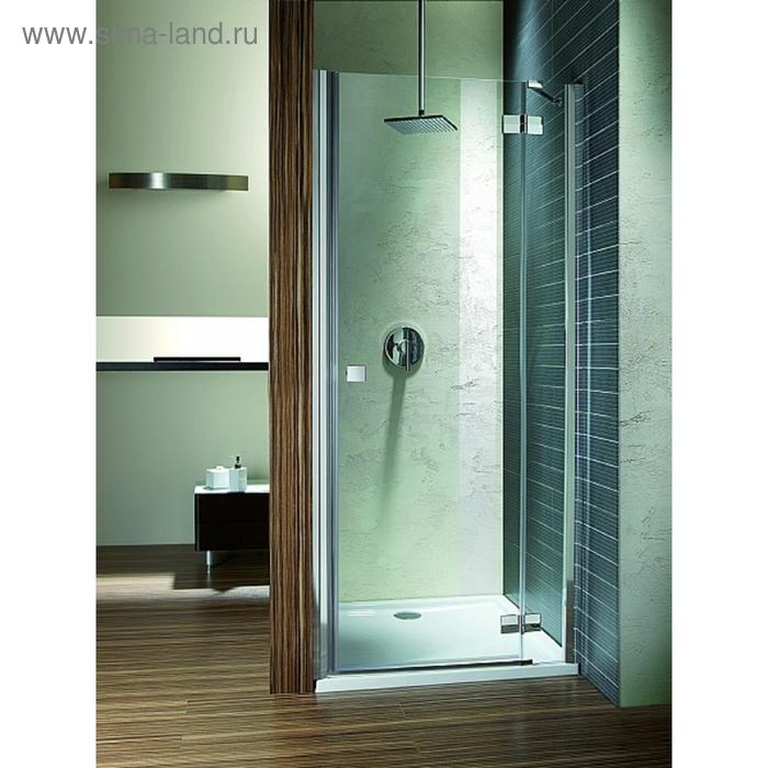 Душевая дверь Radaway Almatea DWJ 110/R 1100*1950 хром/прозрачное/6мм 31312-01-01N
