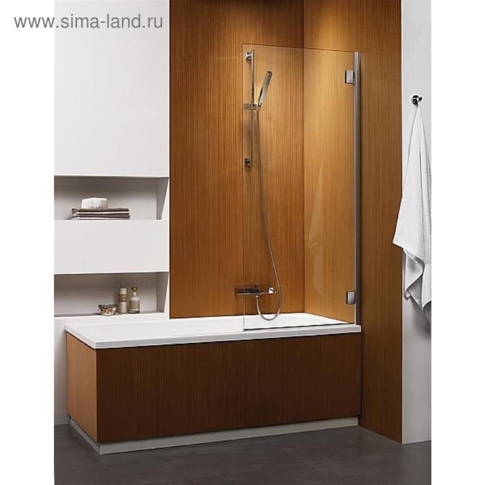 Шторкa для ванны Radaway Carena PNJ/R 700*1500 хром/прозрачное/6мм 202101-101R