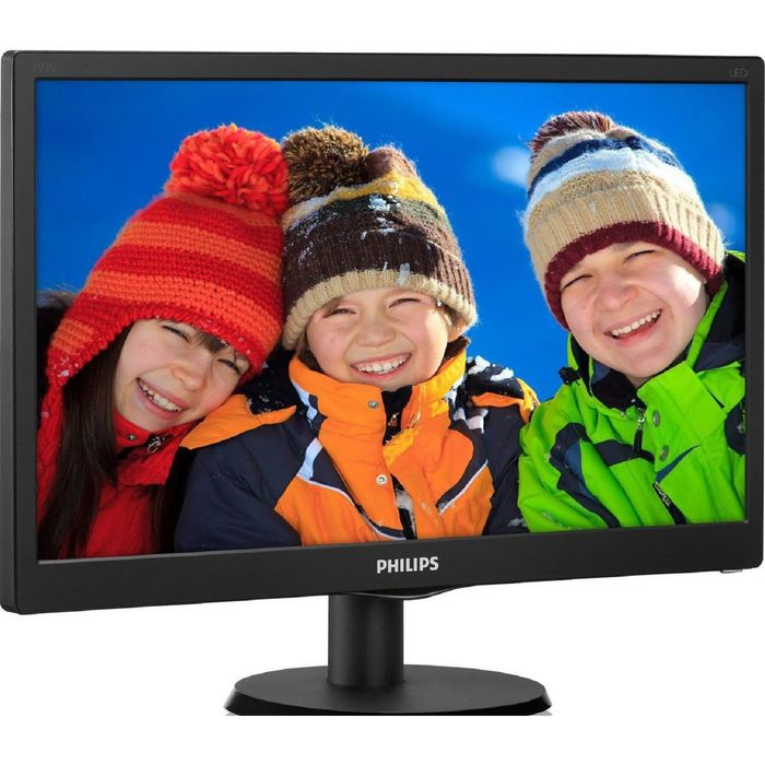 Монитор Philips 193 V 5 LSB 2/10/62 LED