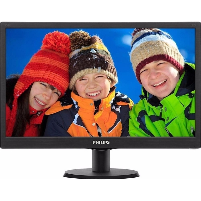 "Монитор Philips 21.5"" 223V5LSB (10/62), черный"