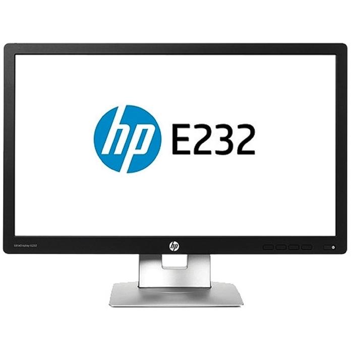 """Монитор HP 23"""" E232, черный"""