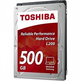 Жесткий диск Toshiba SATA-III 500Gb HDWJ105UZSVA L200 (5400rpm) 8Mb Ош