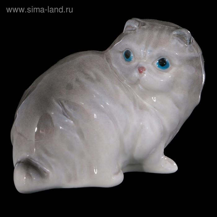 """Статуэтка """"Персидский кот"""" стоящий"""
