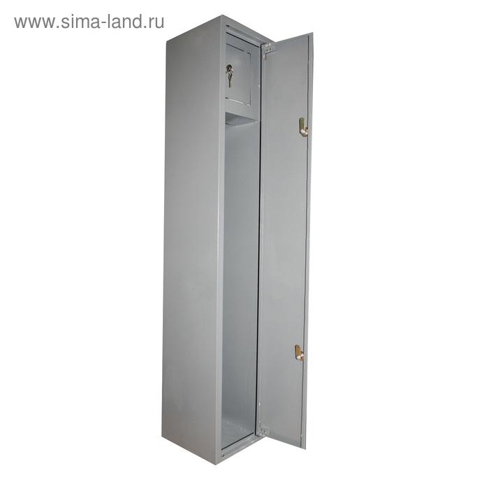 Оружейный сейф  ШСО-1250Т (на 2 ствола, трейзер, ложементы)