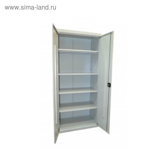 Сейф архивный ША-1850/850 : двухсекционный, 4 полки