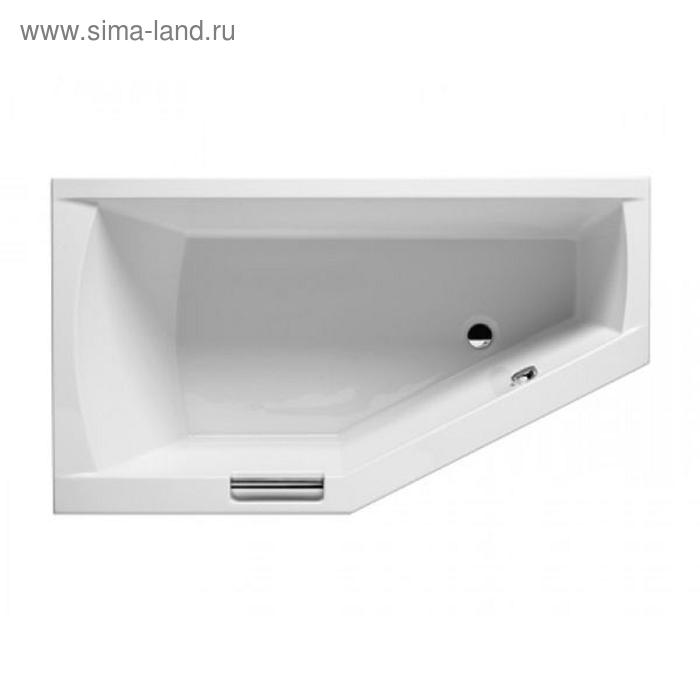 Ванна акриловая Riho GETA 170x90 L, асимметричная