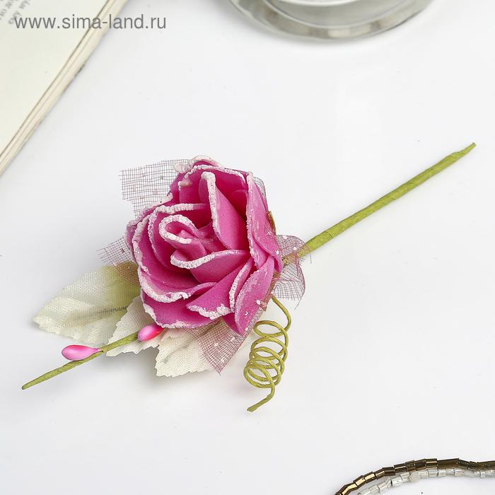 """Декор для творчества """"Пышная роза"""""""