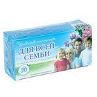 Гордеев, Для всей семьи с мятой и мелиссой, фильтр пакет, 20 шт, кор.