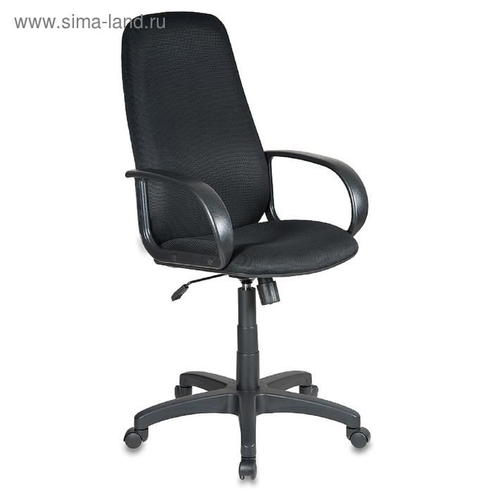 Кресло руководителя CH-808AXSN/TW-11 черный